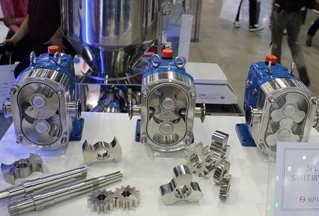 Picture for category Bơm cánh khế - Lobe Pump